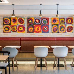 五德设计丨糖房头中餐厅