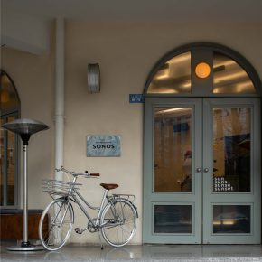 iZ Design Studio丨Sunset Café