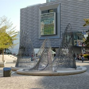 AaaM丨城寻山水—香港艺术馆三部曲公共艺术装置
