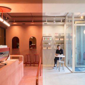 """在布鲁塞尔大受欢迎的咖啡店,竟然是个""""两面派""""!"""