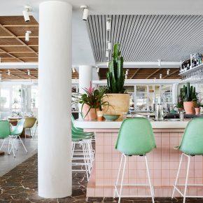 布里斯班海边这处复古餐厅,已成澳大利亚网红打卡地