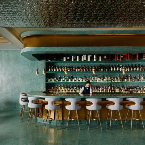 PIG DESIGN丨大富翁酒吧