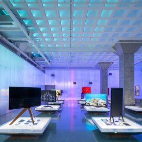 裸筑更新丨海信科学探索中心未来展厅