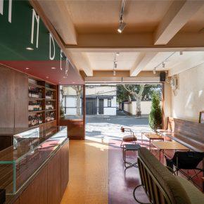 一岸建筑丨Shanghailander聚福咖啡五原路店