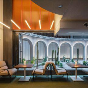 iZ Design Studio丨5:59 Brunch & Bar