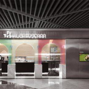 寻长设计丨宇宙中的相遇——LENTOSCANA意式甜品环宇荟店