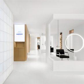 寸匠熊猫建筑设计丨非凡美发