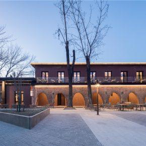 山房筑设计 | 秦皇岛老港路餐厅