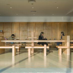 小大建筑设计事务所丨Blacksheep Café in PSA