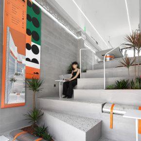 离宅半米0.5m studio丨离宅半米办公空间设计
