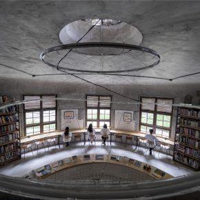 柏成设计丨不只是图书馆