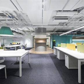 JYDP间睦设计丨港汇恒隆广场物业办公室