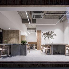 Q&A问和答建筑设计丨折甜,国风甜水店
