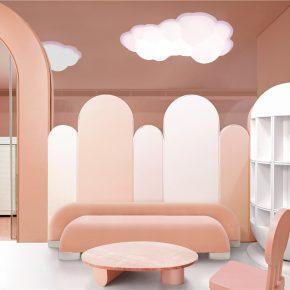 UND设计丨Mario&Alisa baby 水乐园