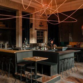 自带艺术气息的废弃酿酒厂,又一次被设计师盯上了