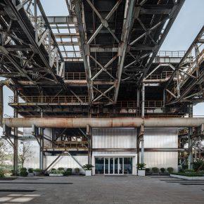 Kokaistudios丨宝山再生能源利用中心概念展示馆