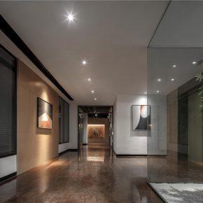 尤格空间设计丨中山高业商贸办公空间设计