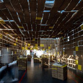 平介设计、苏州大学建筑学院 | 2020苏州国际设计周苏州大学展厅